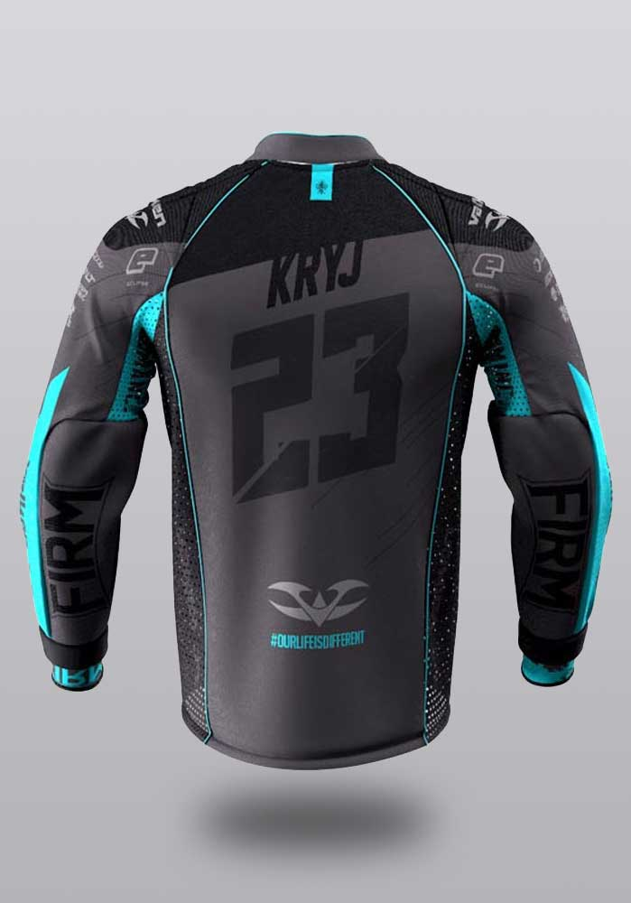 Hyper Pro - 100% Customized, fully padded Paintball Jersey